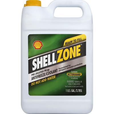 Shellzone Antifreeze/Coolant