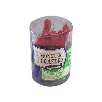 Toysmith Monster Eraser Set