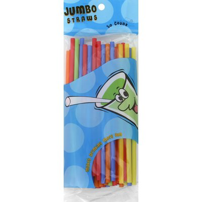 GoodCook Straws, Jumbo
