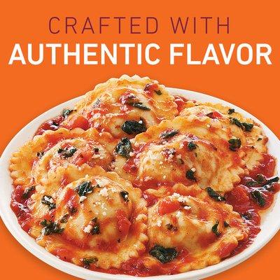 Lean Cuisine Cheese & Spinach Ravioli
