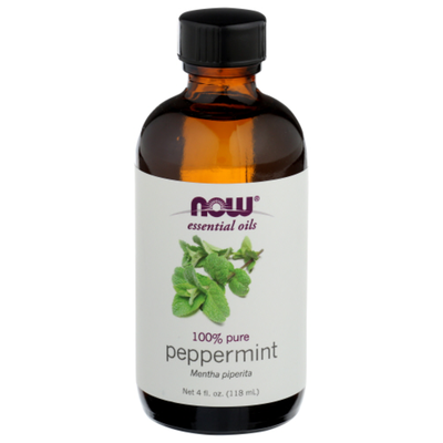 Now 100% Pure Peppermint Essential Oils