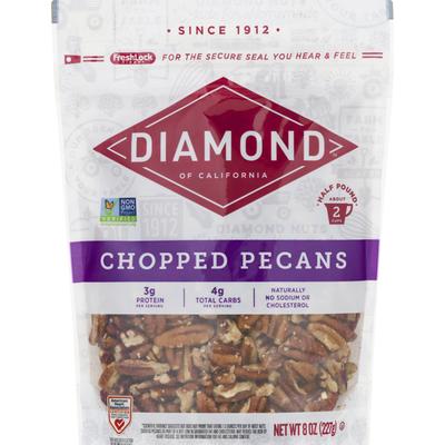 Diamond Pecans, Chopped