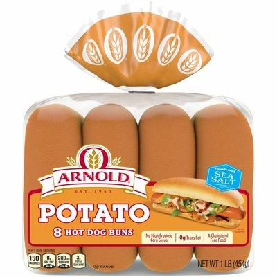 Brownberry/Arnold/Oroweat Potato Hot Dog Roll