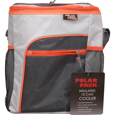 Polar Pack Cooler, Insulated, 12 Can