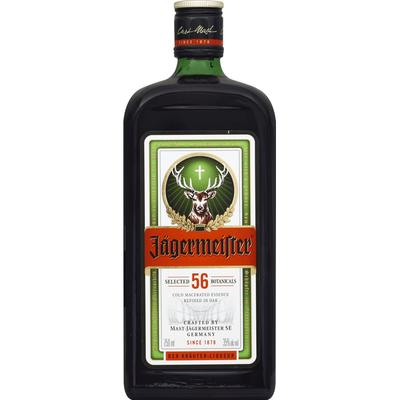 Jagermeister Liqueur, Herbal