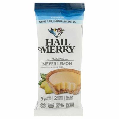 Hail Merry Meyer Lemon Cups