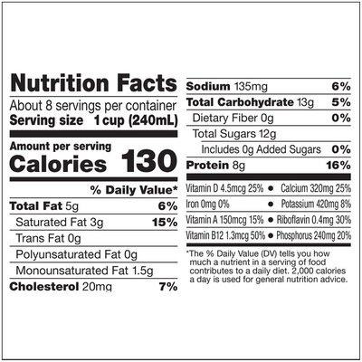 Horizon Organic Reduced Fat Organic Milk
