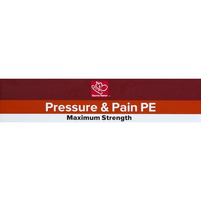 Harris Teeter Pressure & Pain PE, Maximum Strength, Caplets