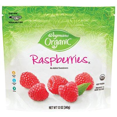 Wegmans Organic Food You Feel Good About Raspberries