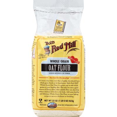 Bob's Red Mill Oat Flour, Whole Grain