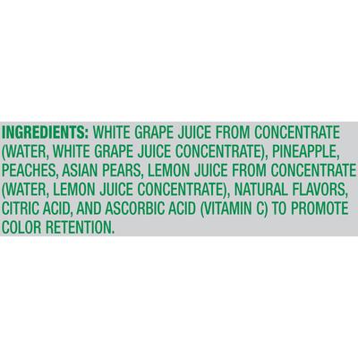 Dole Fridge Pack Mixed Fruit in 100% Fruit Juice