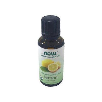 Now organic essential oils, lemon