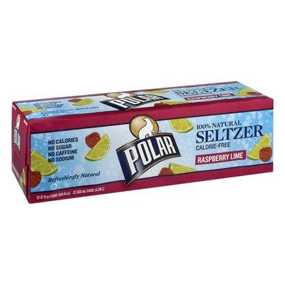 Polar Seltzer, Raspberry Lime
