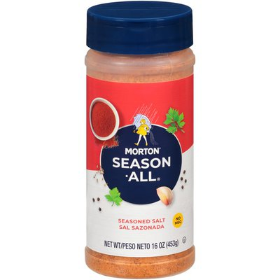 Morton Seasoned Salt, Season All
