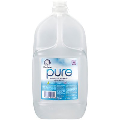 Gerber Pure With Minerals Purified Water