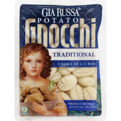 GIA Gnocchi, Potato, Traditional