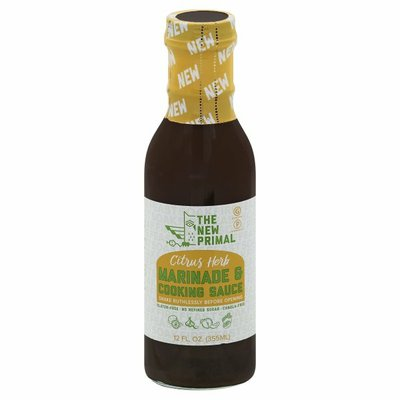 Noble Made Marinade & Cooking Sauce, Citrus Herb