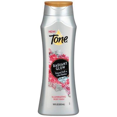 Tone Radiant Glow Illuminating Body Wash