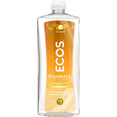 Ecos Dishmate Dish Liquid Almond