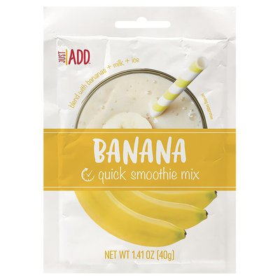 Just Add Banana Smoothie Mix