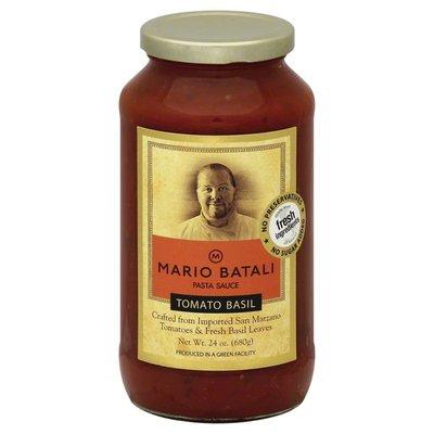 Mario Batali Pasta Sauce Tomato Basil