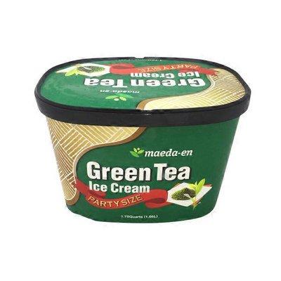 Maeda En Green Tea Ice Cream Party Size