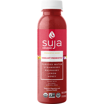 Suja Organic Vibrant Probiotic Probiotic Fruit Juice Drink