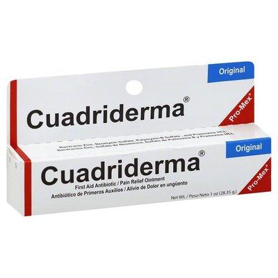 Pro Mex Cuadriderma, Original
