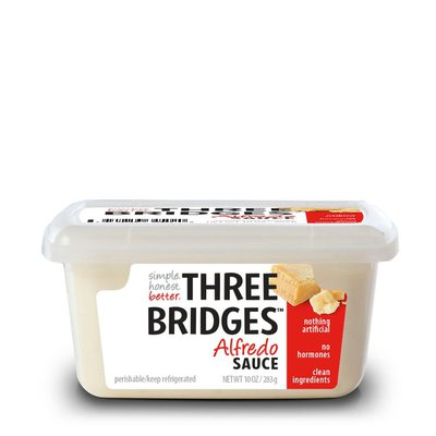 Three Bridges Sauce, Alfredo