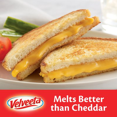 VELVEETA Original Cheese (Classic Size)