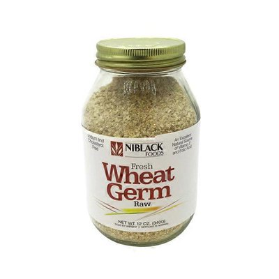 Niblack Foods Fresh Raw Wheat Germ