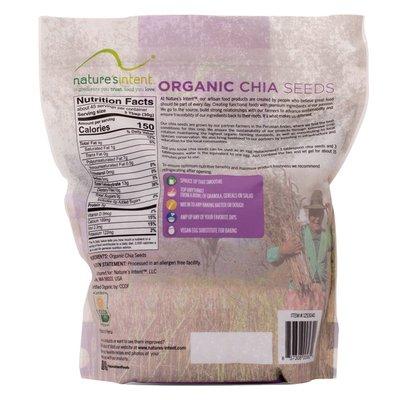 Nature's Intent Organic Chia Seeds