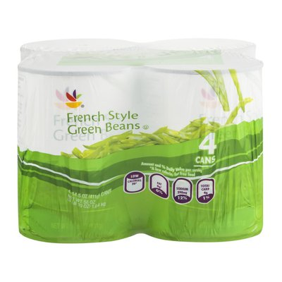 SB French Style Green Beans - 4 PK