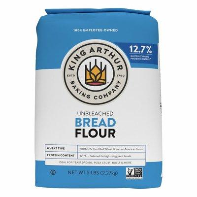 King Arthur Baking Company Bread Flour, Unbleached