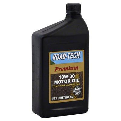 Road Tech Motor Oil, Premium, 10W-30