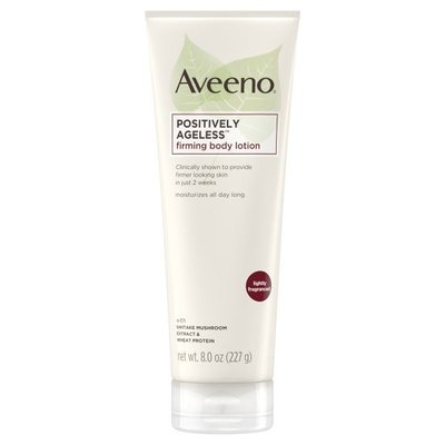 Aveeno® Positively Ageless Firming Body Lotion