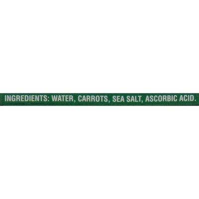 Libby's Diced Carrots Lightly Seasoned with Sea Salt