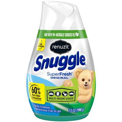 Renuzit Snuggle Gel Air Freshener, SuperFresh Original
