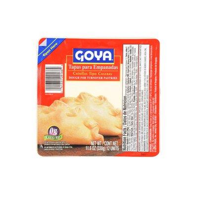 Goya Empanada Dough for Turnover Pastries