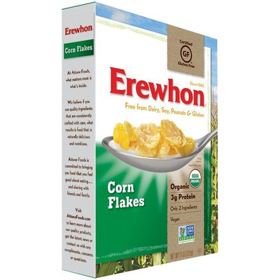 Erewhon Corn Flakes Cereal