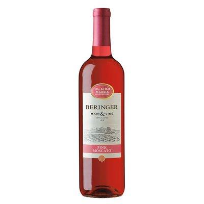 Beringer Main & Vine™ Pink Moscato Pink Wine