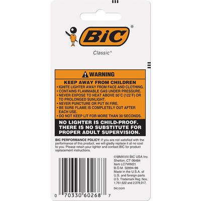 BiC Lighters, Classic