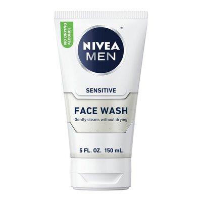 NIVEA Men Sensitive Face Wash
