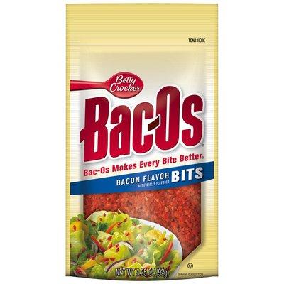 Betty Crocker Bac-Os Bacon Flavor Bits