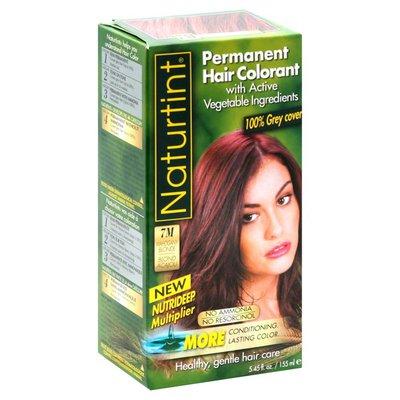 Naturtint Permanent Hair Colorant, 7M Mahogany Blonde