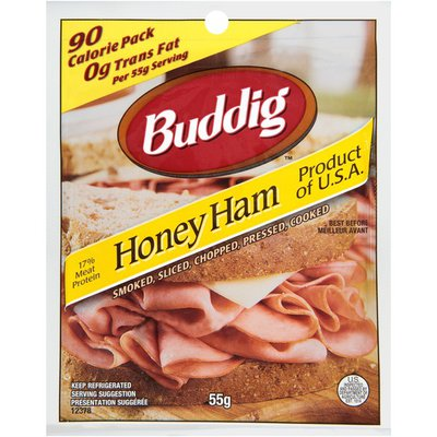 Buddig Jambon Au Miel Buddig Honey Ham