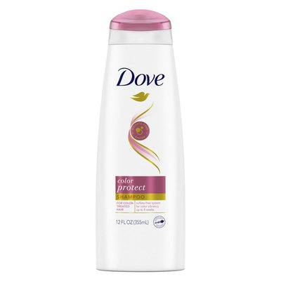 Dove Sulfate Free Color Care Shampoo Color Protect 12 Fl Oz Instacart