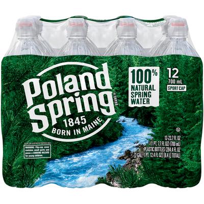 Poland spring Natural Spring Water