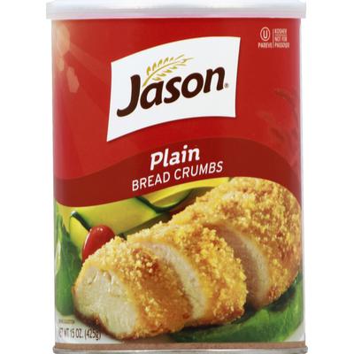 JĀSÖN Bread Crumbs, Plain