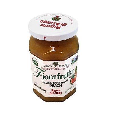 Rigoni Di Asiago Fiordifrutta Organic Fruit Spread, Peach